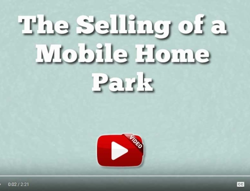 Selling Your Mobile Home Park